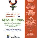 Mesa redonda: Eliminación de la violencia de género en RD Congo
