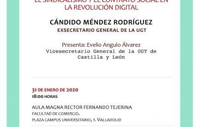 EL SINDICALISMO Y EL CONTRATO SOCIAL EN LA REVOLUCIÓN DIGITAL